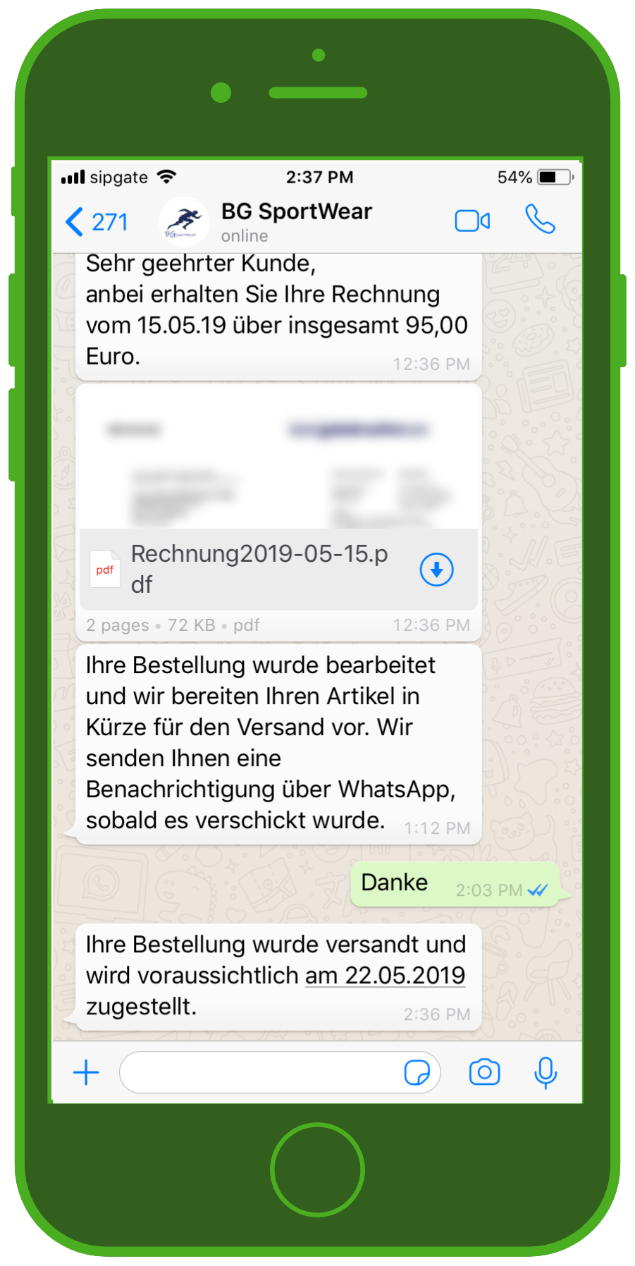Whatsapp Business Api What Are Notifications