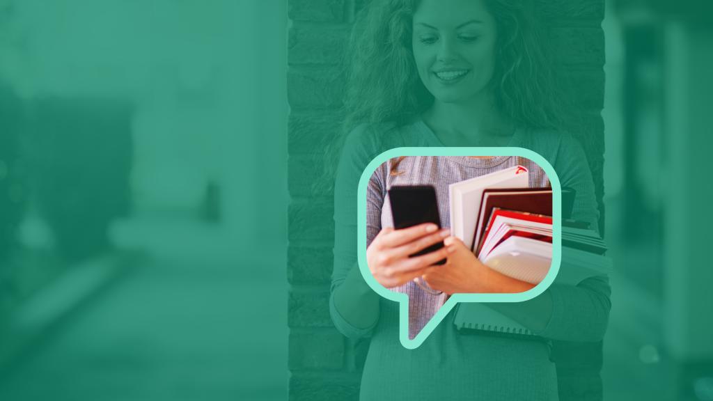 Bildungseinrichtungen-Messenger-kommunikation