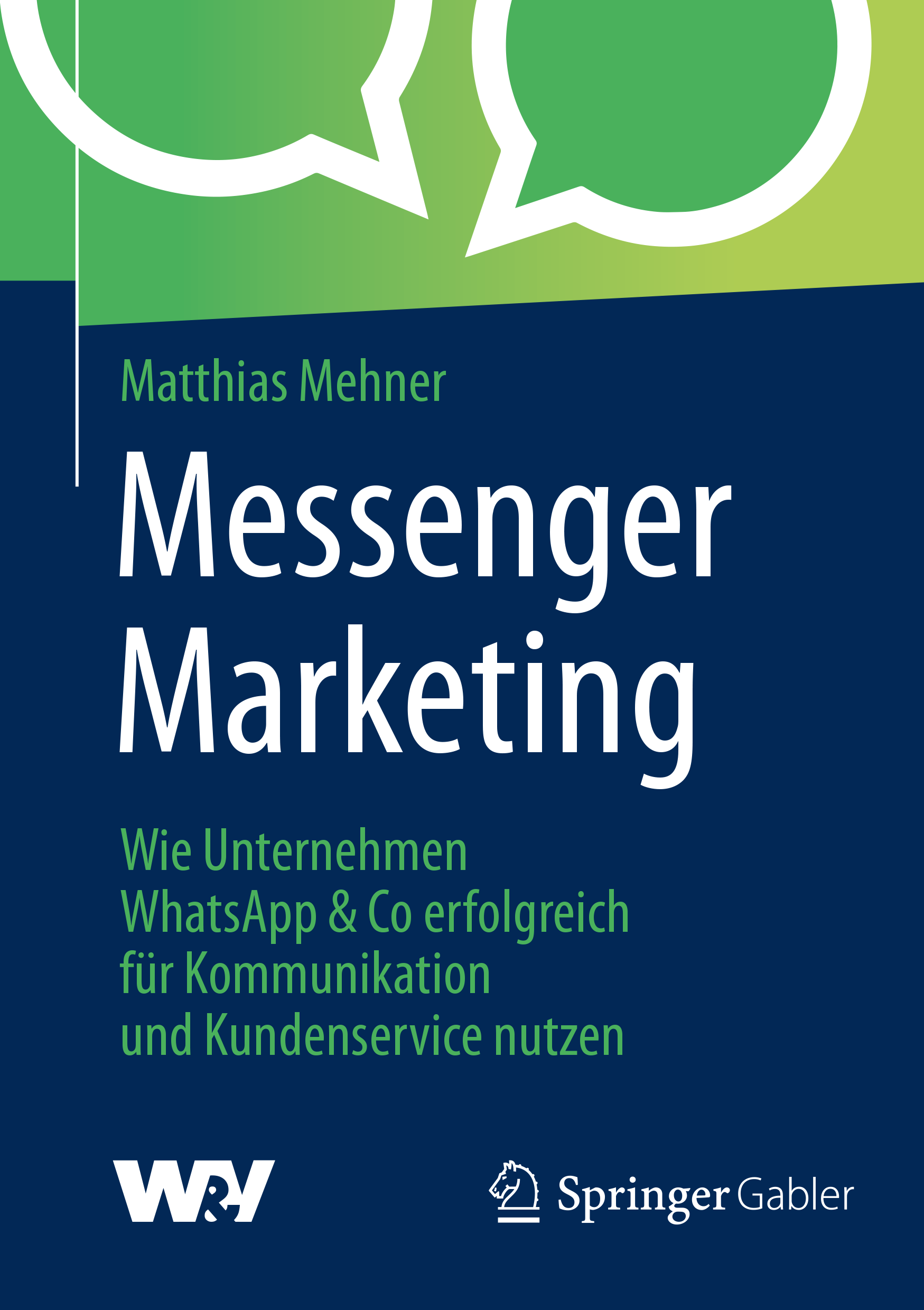 Messenger Marketing Buch