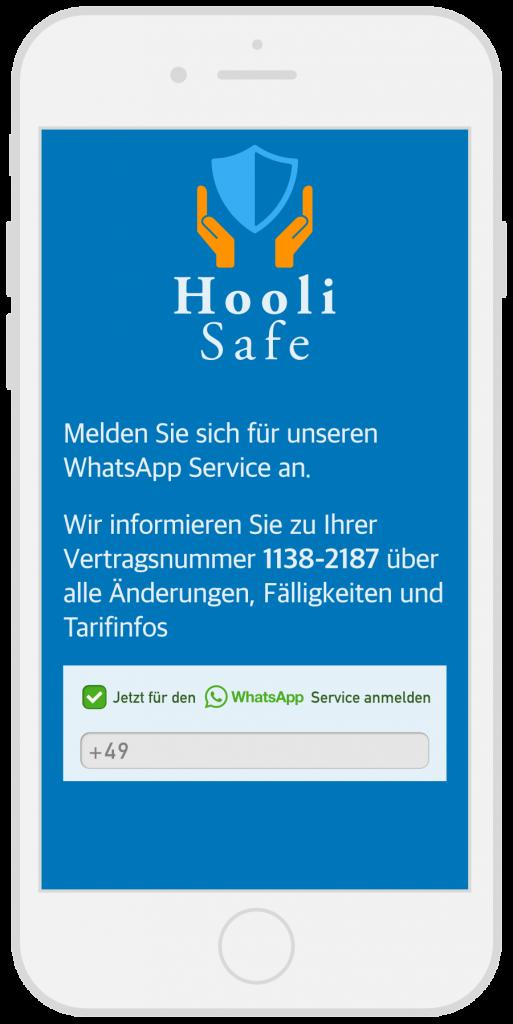 versicherungen-messenger-kundenservice-whatsapp-notification