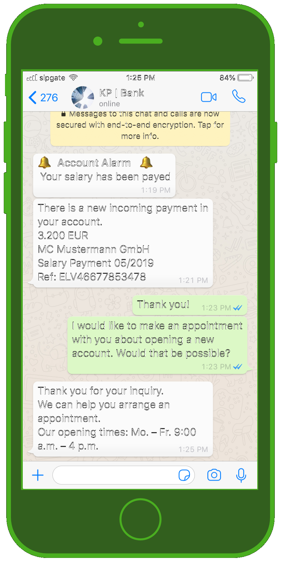 Whatsapp Business Api What Are Whatsapp Notifications Message Templates