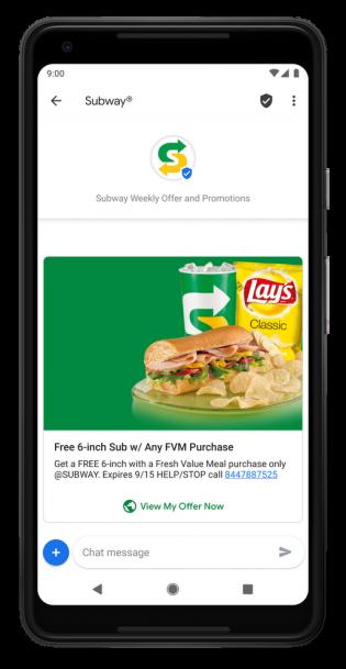 subway-rcs-google-messenger