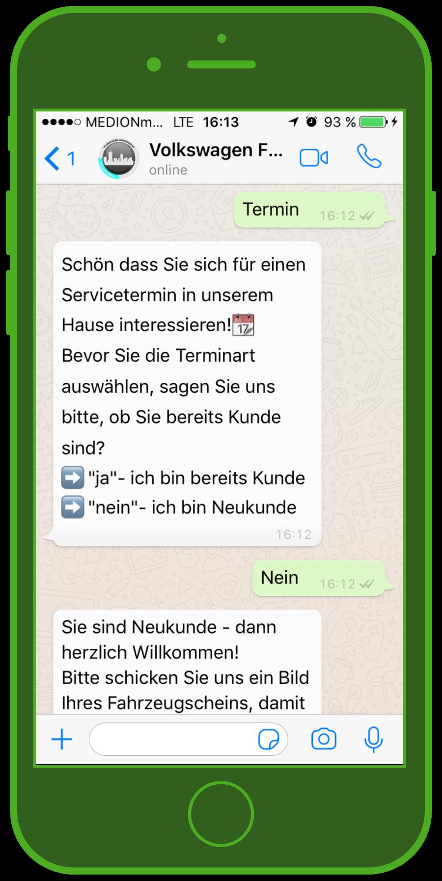 Wie Autohäuser Per Messenger Ihre Kundenkommunikation