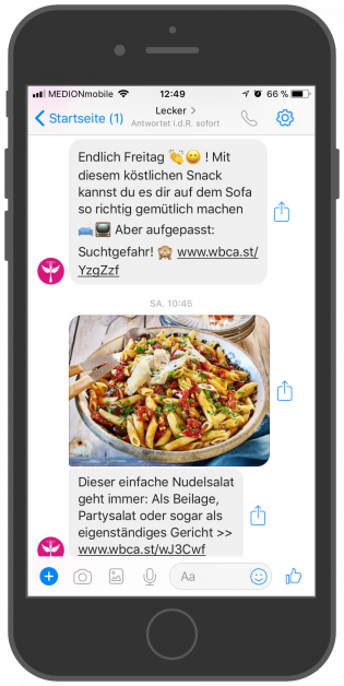 messenger-newsletter-lecker-magazin-facebook-messenger