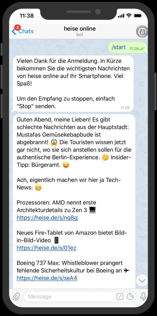 Telegram-Messenger-Newsletter-Heise-Online