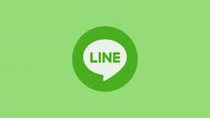 LINE App Messenger Unternehmen