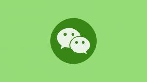 wechat app messenger unternehmen