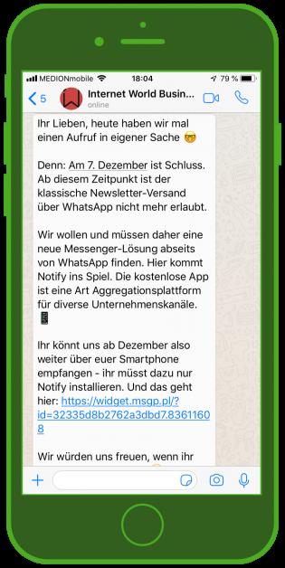INTERNET-WORLD-Business-Notify-App-Promotion-Messenger-Newsletter-Alternative