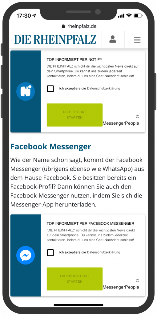 messenger-newsletter-landingpage-rheinpfalz-2