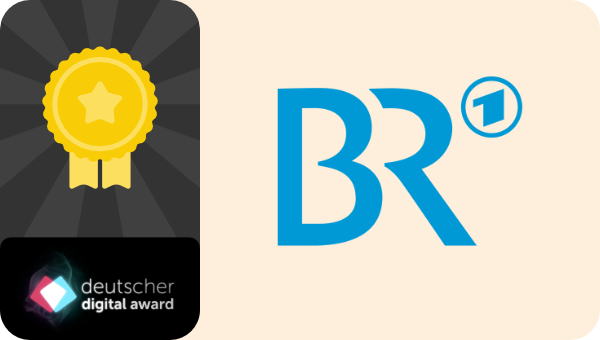 BR deutscher digital award