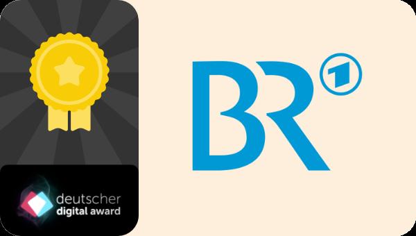 BR deutscher digital award