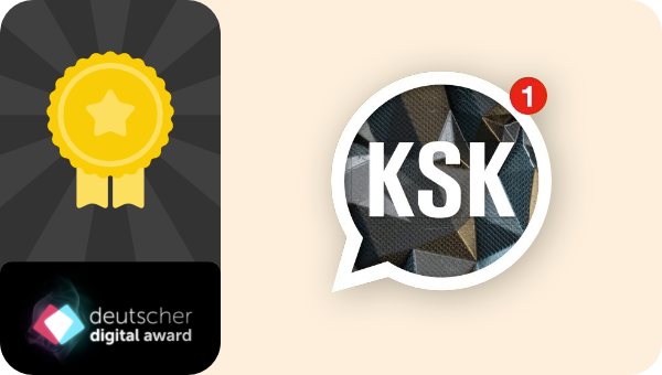 Ksk deutscher digital award
