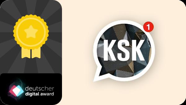 Ksk deutscher digital award