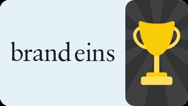 brand eins award