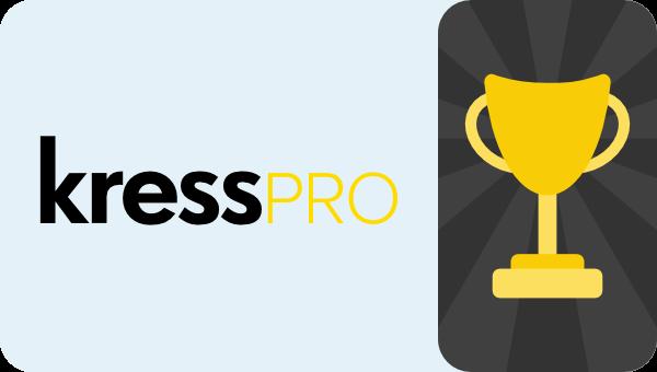 kress pro award