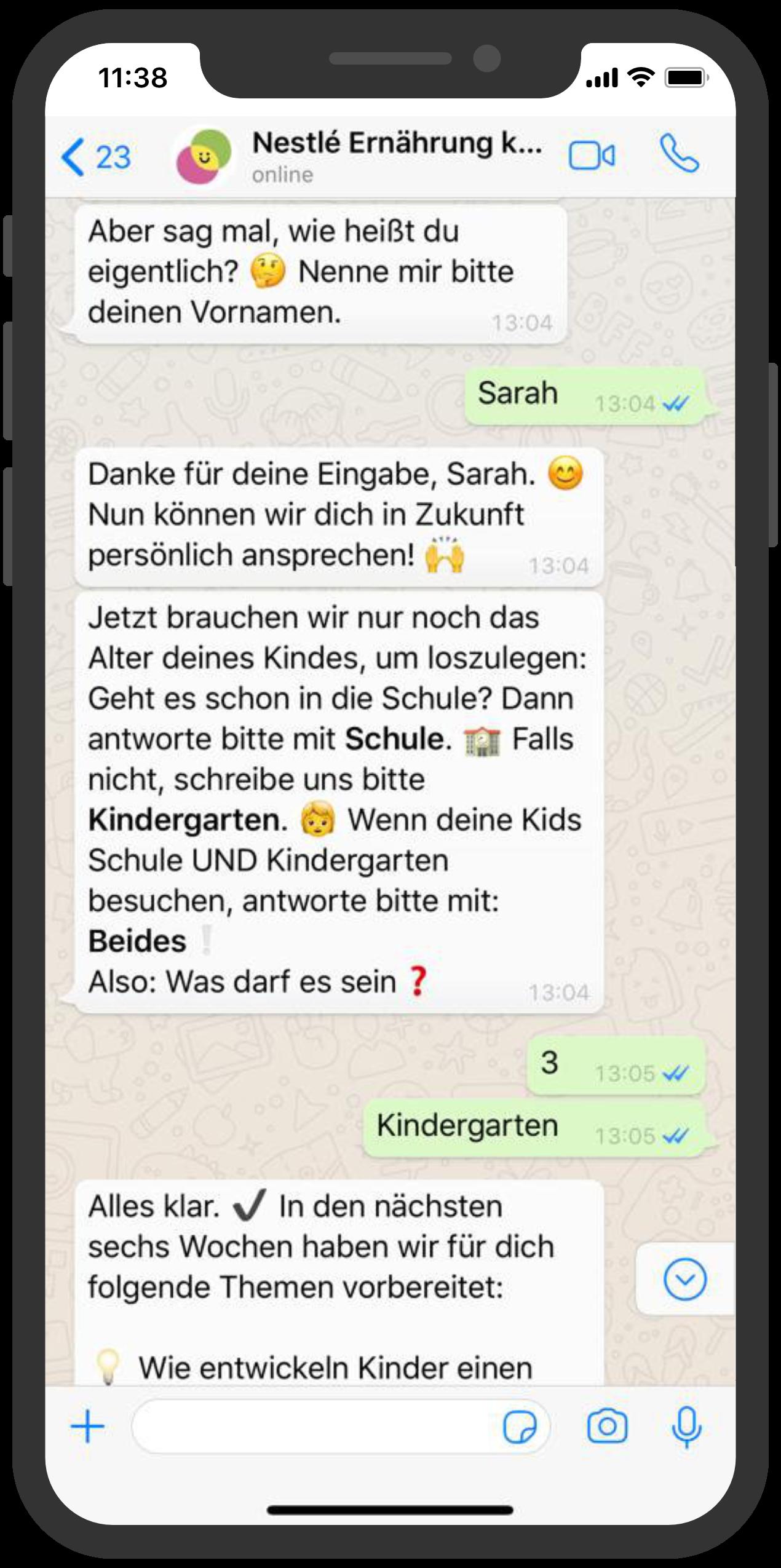 In whatsapp sex WhatsApp Sex