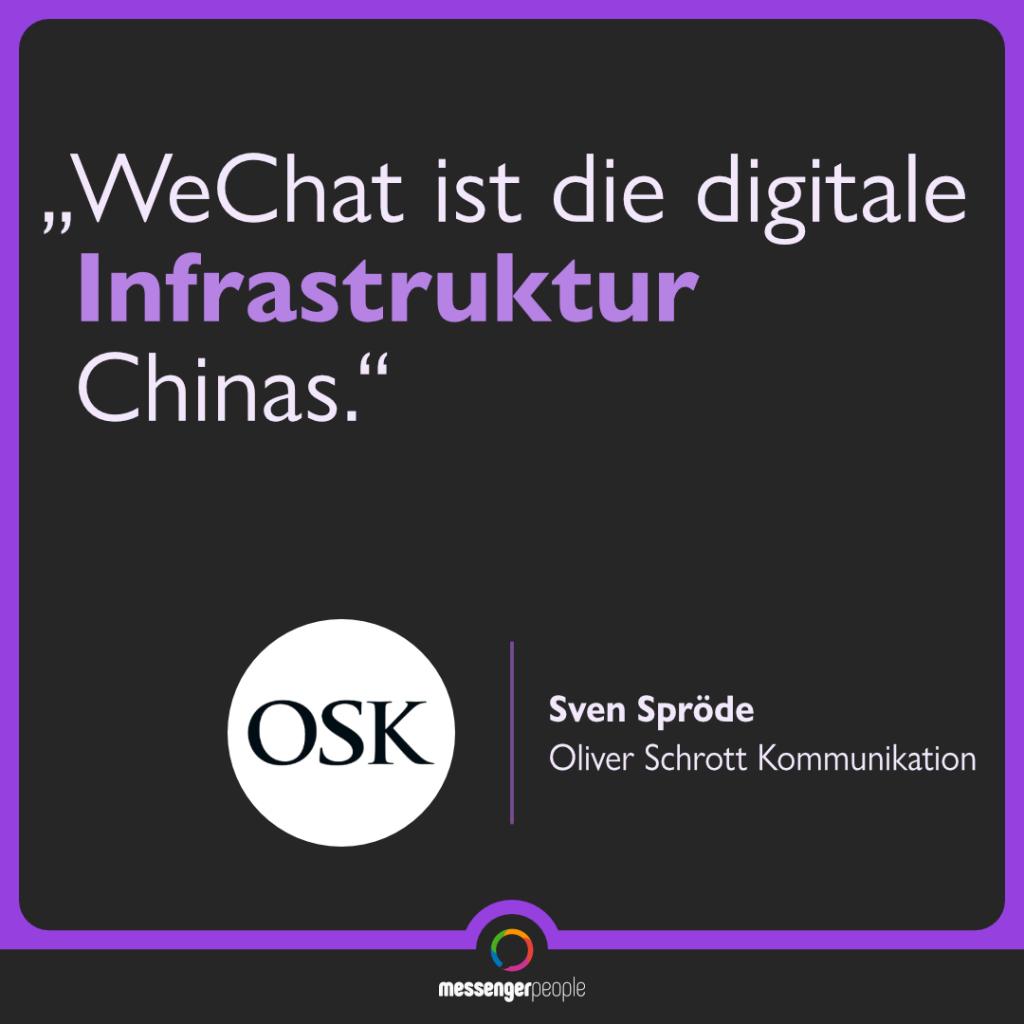 WeChat Messenger Deutschland