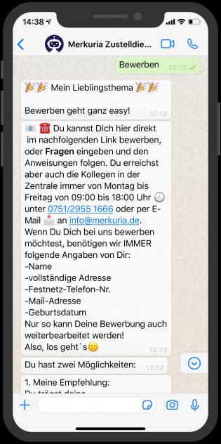 chatbots-kundenservice-hr-messenger-kommunikation-merkuria-zustelldienst-1