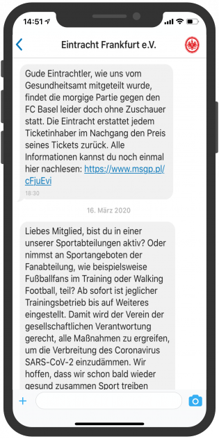 messenger-newsletter-device-eintracht-frankfurt-notify-krisenkommunikation