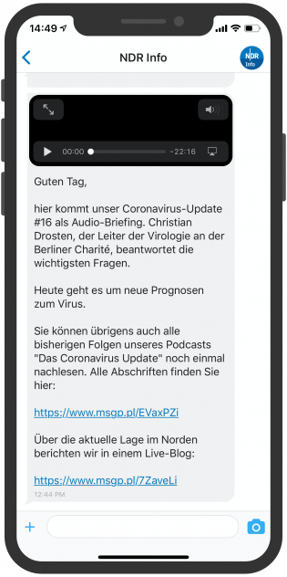 messenger-newsletter-corona messenger notify-krisenkommunikation-ndr-info-2