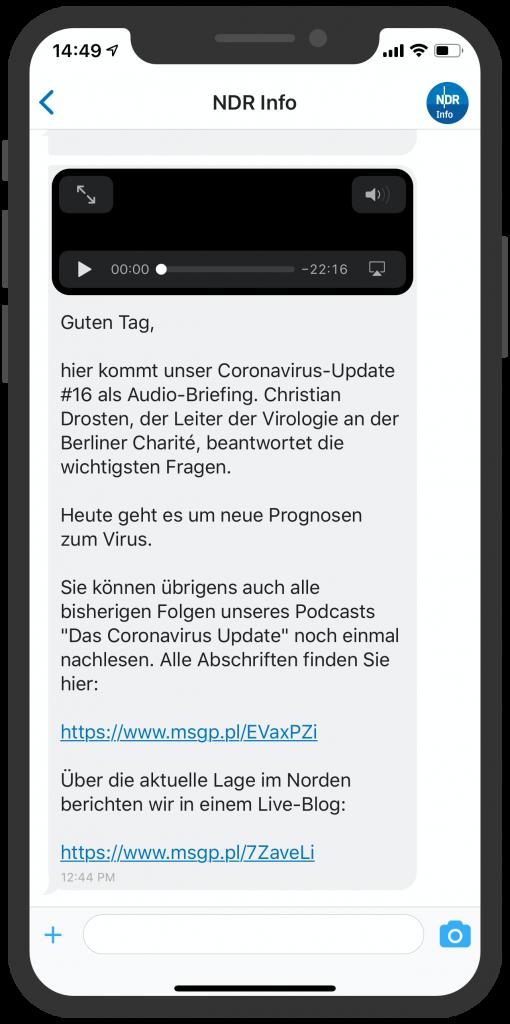 messenger-newsletter-corona messenger notify-krisenkommunikation-ndr-info-2
