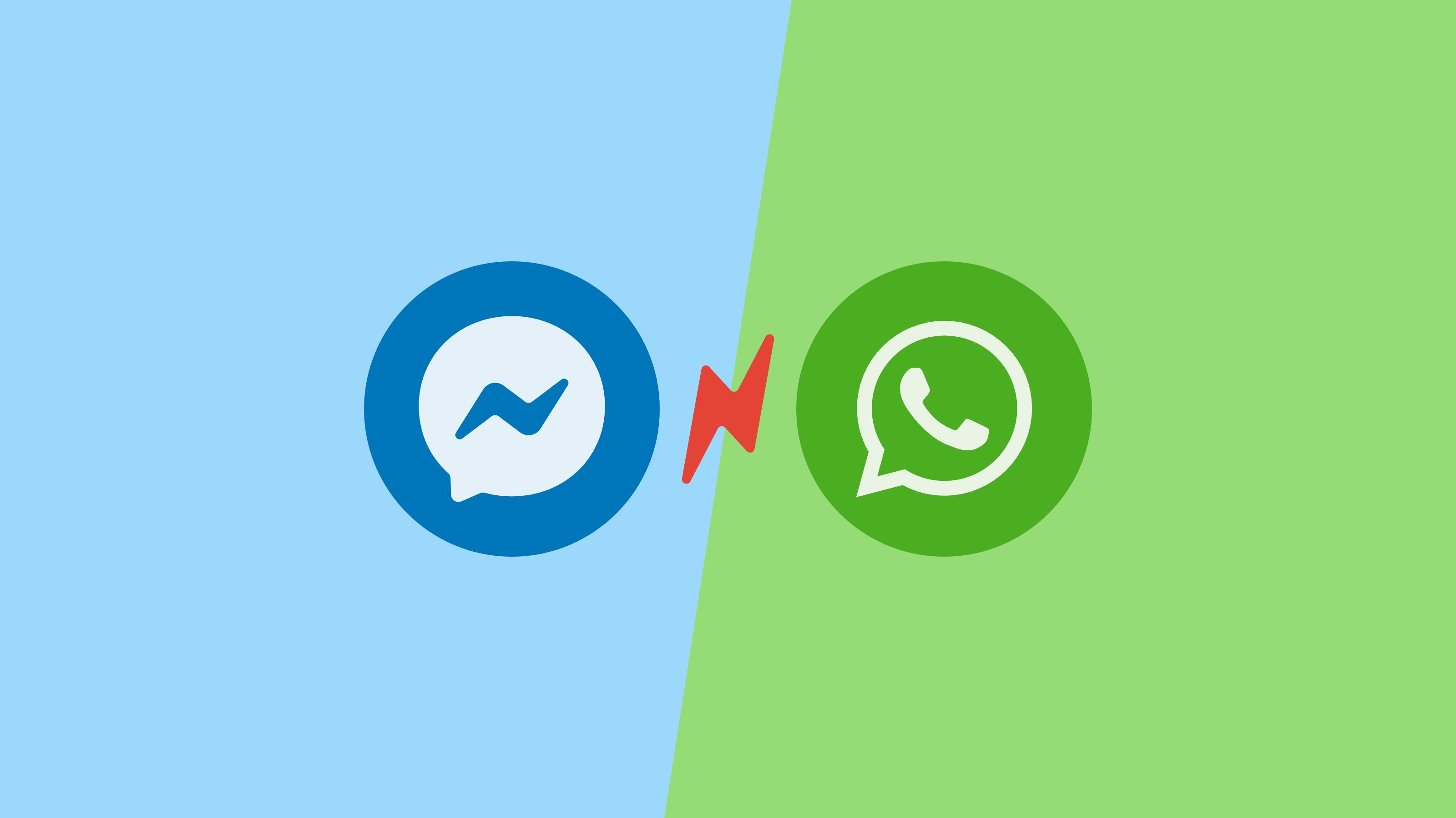 facebook gegen whatsapp was ist besser für unternehmen