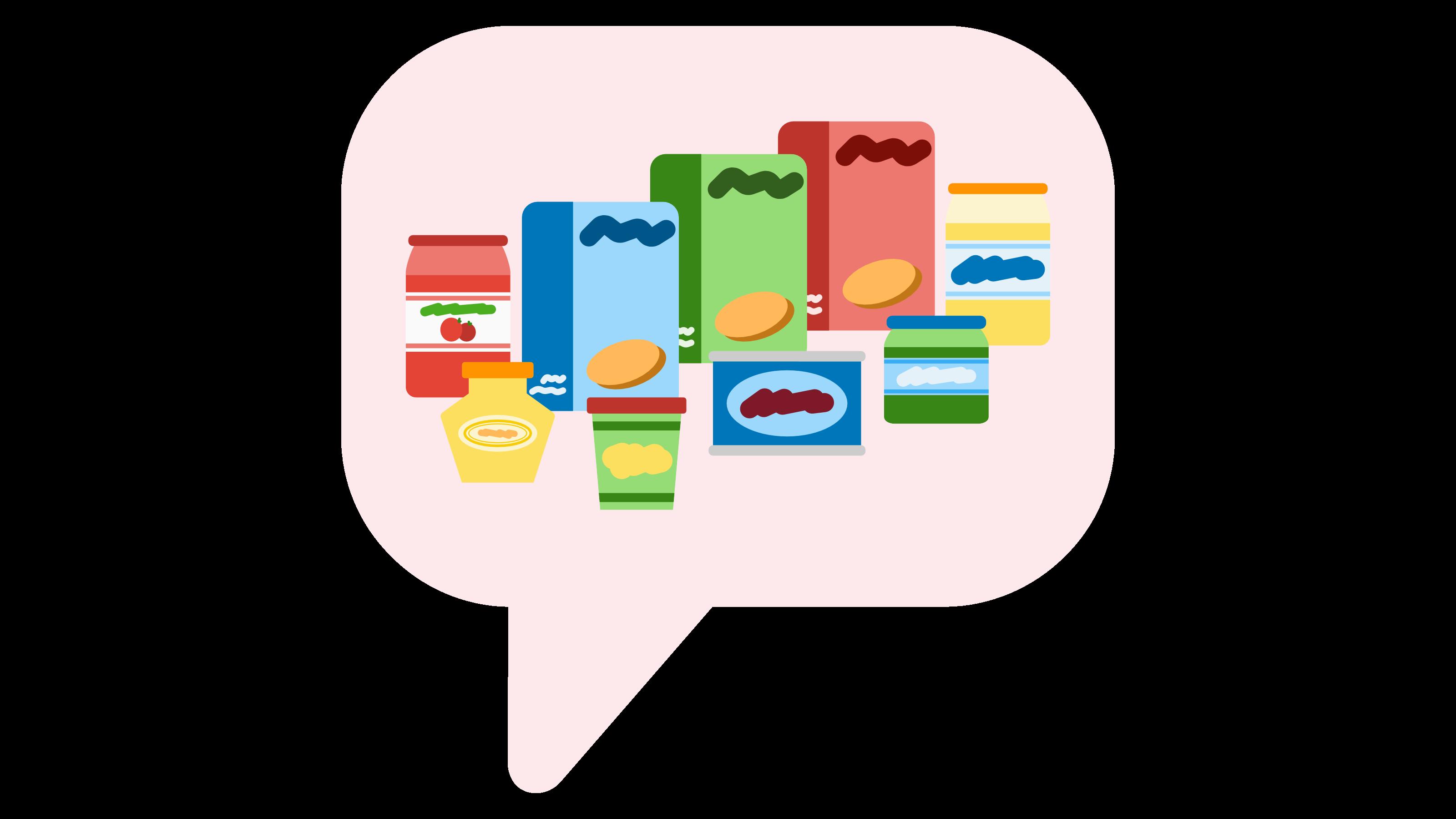 Lebensmittel Messenger