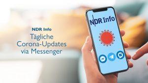 NDR info tägliche corona updates via messenger