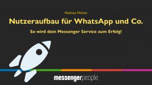 Nutzeraufbau für WhatsApp