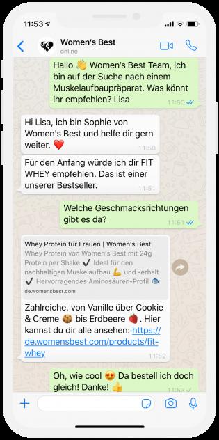 EInzelhandel-WhatsApp-Womens-Best