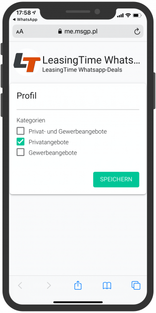 Online-Portale-Messenger-device-leasingtime-wa-profil