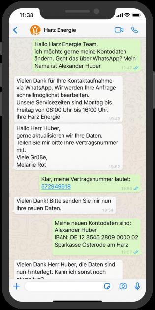 Energiewirtschaft Beratung Messenger - Wie die Energiewirtschaft per Messenger effektiv mit Kunden kommuniziert