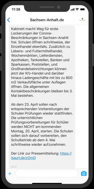 Sachsen anhalt notify