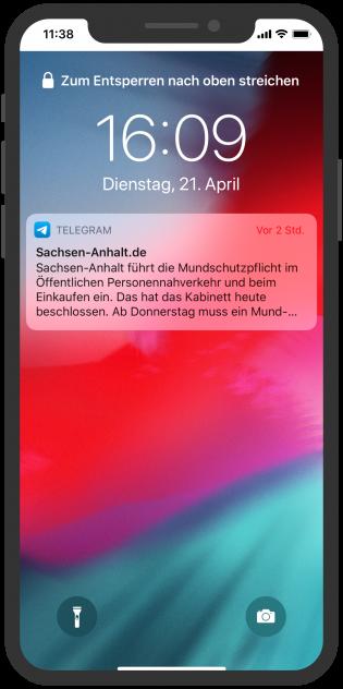device-sachsen-anhalt-telegram-messenger-notification