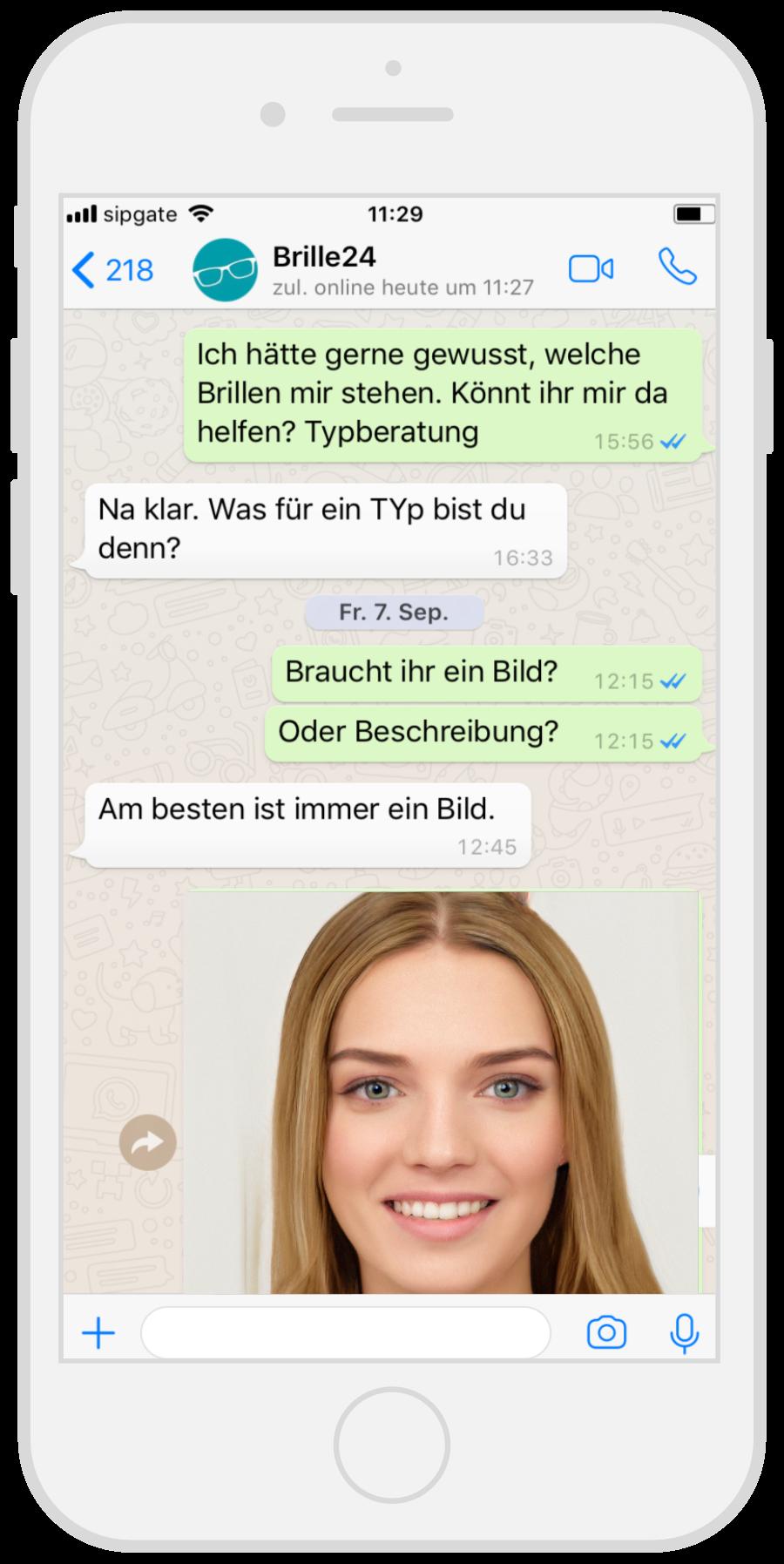 whatsapp-kundenservice-brille24