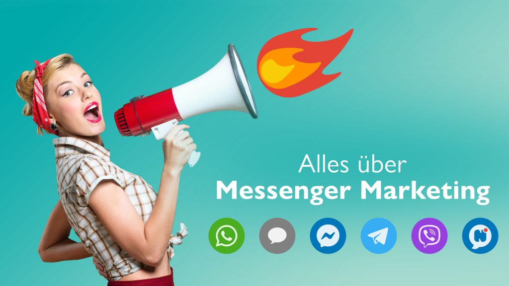 Alles über Messenger Marketing