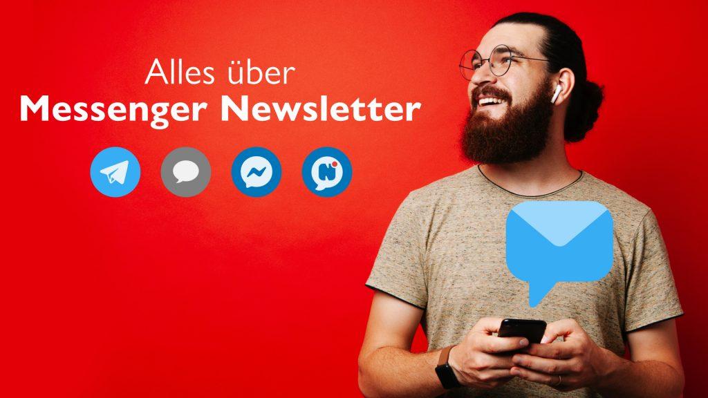 Alles über Messenger newsletter