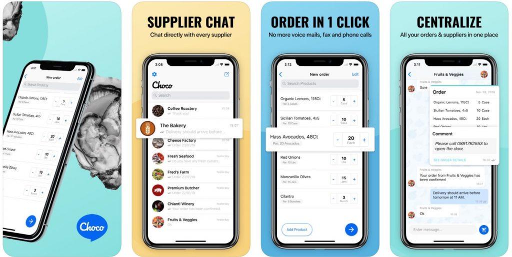choco app transactional messenger