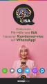 mit hilfe von isa besserer kundenservice auf whatsapp
