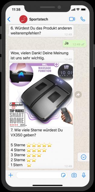 sportstech_innovamaxx_weiterempfehlung_whatsapp_service