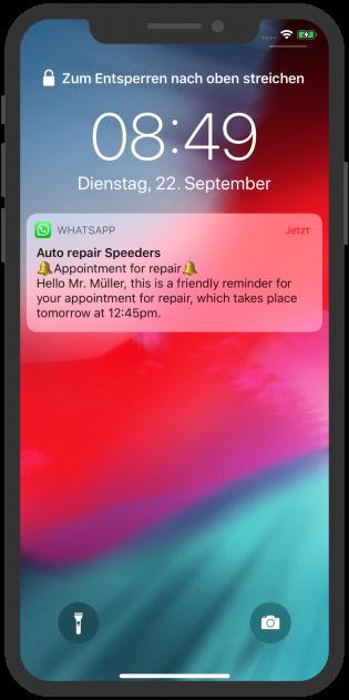 auto-repair_notifikation