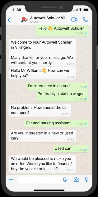 Autowelt Schuler_Chatbot_English