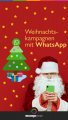 Weihnachtskampagnen WhatsApp Marketing