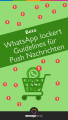 WhatsApp Angebote Notification