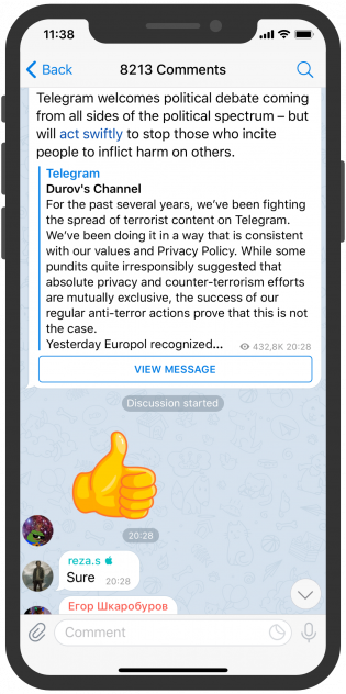 durovs-channel-telegram-comments