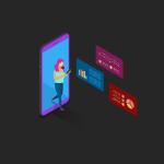 """Titelbild """"Trends im Business Messaging 2021"""" Kostenlose Studie mit Umfrage Statistiken + Experten Meinunger zu Chatbots, Künstliche Intelligenz, WhatsApp, Alexa, Siri und co."""