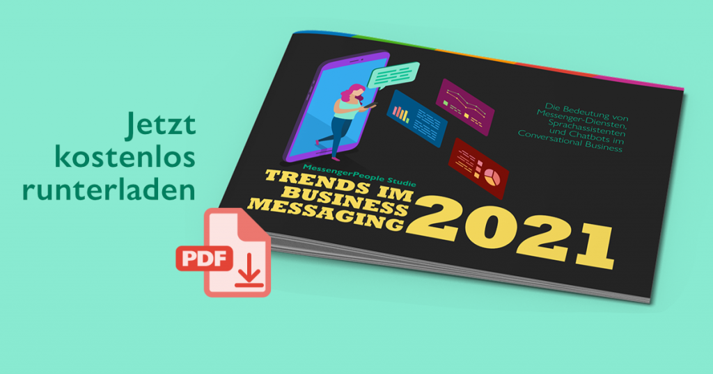 Trends im Business Messaging 2021 - download