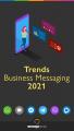Studie Download Trends im Business Messaging 2021