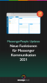 MessengerPeople Updates