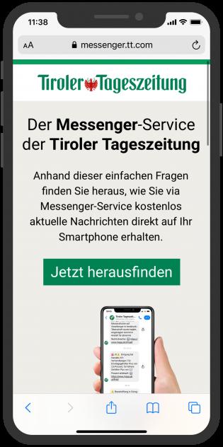 tiroler-tageszeitung-messenger-service-landingpage